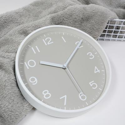 그레이무소음벽시계