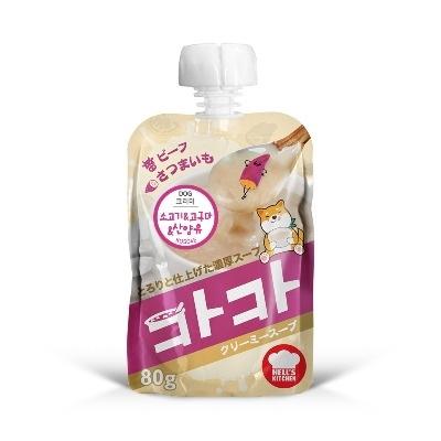 DOG) 카카 소고기&고구마&산양유 (크리미타입/어덜트 독)