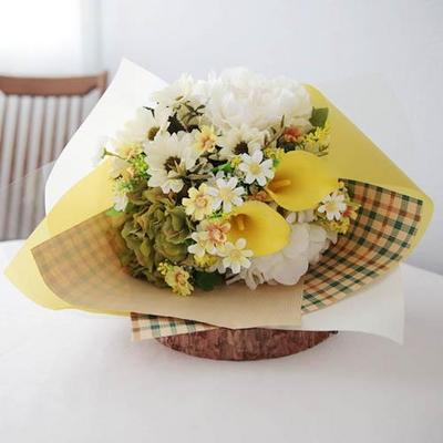 내 남자친구에게 꽃다발
