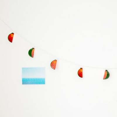 LED 빨간맛 수박전구 (스트링라이트조명)