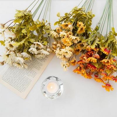 선선한날 가을국화부쉬 [5color]