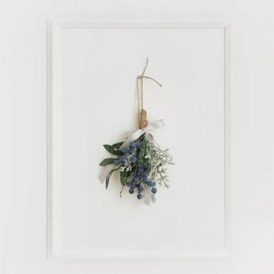 행잉플라워 자작나무 블루베리묶음