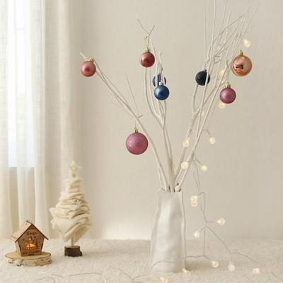 크리스마스 믹스볼 4cm (9개set) [5color]