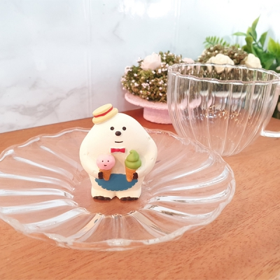 앙증맞고 깜찍한 귀여운 소품 아이스크림 데꼴 캐릭터 인테리어 피규어