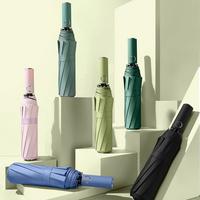 3단 암막 자동 우산 양산 6가지 컬러