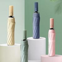 자동 3단 자외선 UV차단 우산 양산 우양산 캔디 컬러