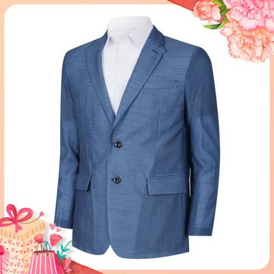 [어버이날]남성 여름 캐주얼 테일러드 정장 콤비 자켓 HM-COS-13-블루