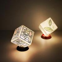 한지공예 미니램프 조명 인테리어 DIY 키트