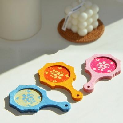 미니 손거울 한지공예 DIY 키트