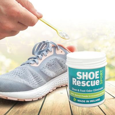 아일랜드 슈레스큐 스포츠 신발탈취제 신발냄새제거제 대용량