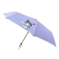 산리오 마이멜로디 쿠로미 완전 자동 챠밍 우산