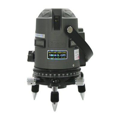 신콘 SL-432PD SINCON라인레이저(4V3H1D/3P/10mW)