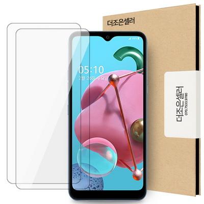 LG Q51 (Q510) 강화유리 액정 보호필름 2매