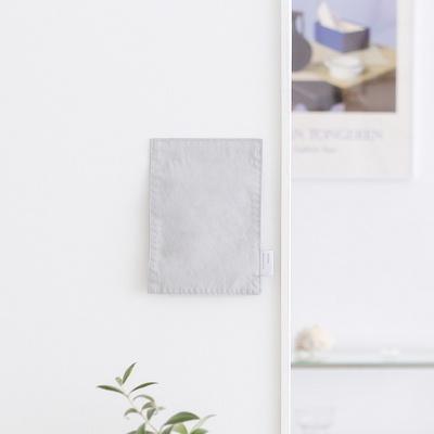 스위치가리개 콘센트커버 싱글 덮개 커버 인테리어 광목 면 소품