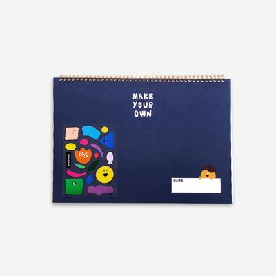 코야키즈 메이크유어온 스케치북
