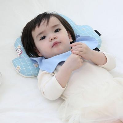 헤브 마이크로 모달 신생아 구름 짱구베개 아기 베개