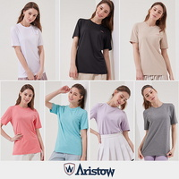 아리스토우 여성 테크니컬 티셔츠 7종세트