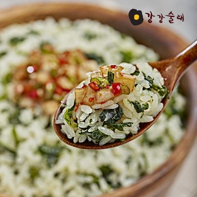 강강술래 곤드레나물밥 250g