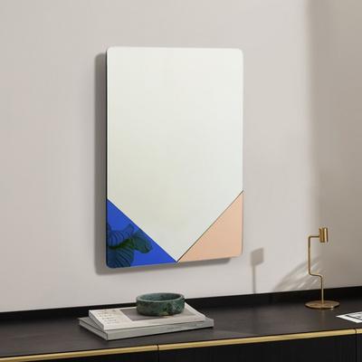 클로이 아트 미러 사각 화장대 인테리어 거울 30X40CM CHE-430