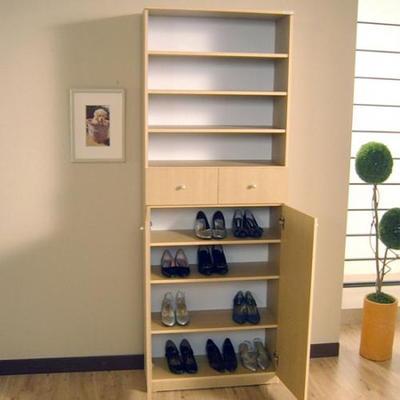 도어 오픈형 신발장 ED2000