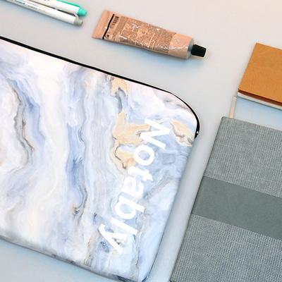 이즈모 초극세사 노트북 패션 파우치 13,15인치