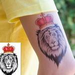 LionKing-대-도팅힐패션타투