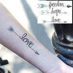 Arrows-콜렉션-도팅힐 패션타투