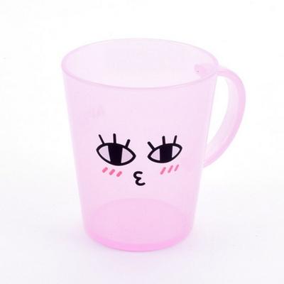 카카오프렌즈 투명 양치컵 어피치
