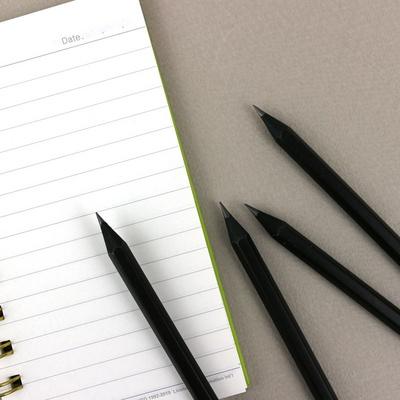 짱구는 못말려 흑목 5본 연필 세트