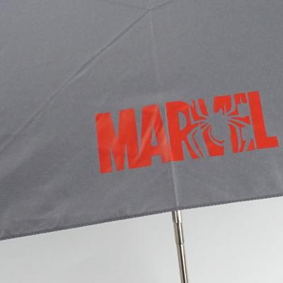 마블 스파이더맨 실루엣 완전 자동 우산 55cm