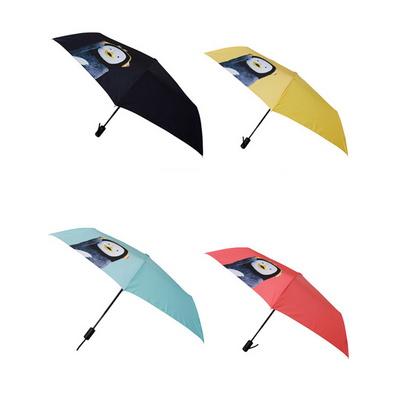펭수 3단 완전자동 우산 55cm 펭빠