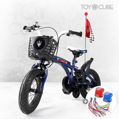 (스크래치 특가)마세라티 유아자전거 12_블루