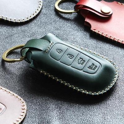 호즈 H102_d 뉴싼타페TM 전용 스마트키케이스 자동차 키홀더