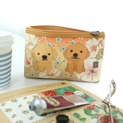 LaLaLa DOG pouch
