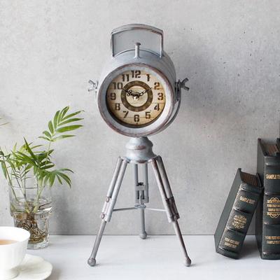 빈티지 삼발이 시계(2color) lovesweety
