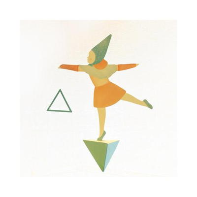 Girl + Triangle - MOBILE