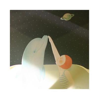 Dolphin - FRAME CARD