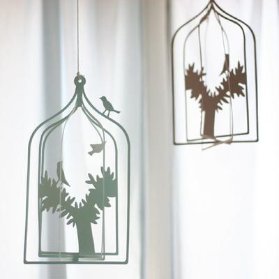 Tree & bird - MOBILE