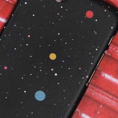 BLACK UNIVERSE 무료 이니셜커스텀 아이폰5 아이폰6 아이폰6+