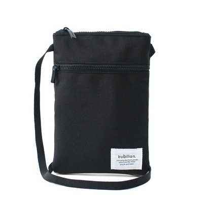 BuBilian basic mini pouch _BLACK