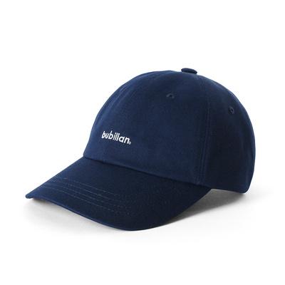 Bubilian Logo ball cap -black