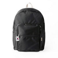 Bubilian 815 backpack -BLACK