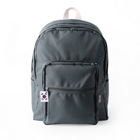 Bubilian 815 backpack -DARK GRAY