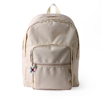 Bubilian 815 backpack -BEIGE