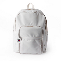 Bubilian 815 backpack -CREAM