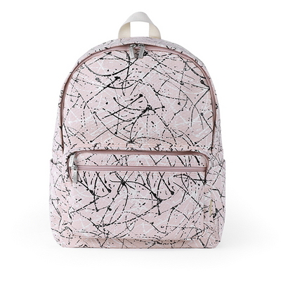 Bubilian Painting Backpack _pink