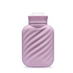에바 실리콘 보온 물주머니-핑크 (파우치 증정)