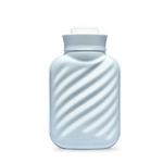 에바 실리콘 보온 물주머니-블루 (파우치 증정)