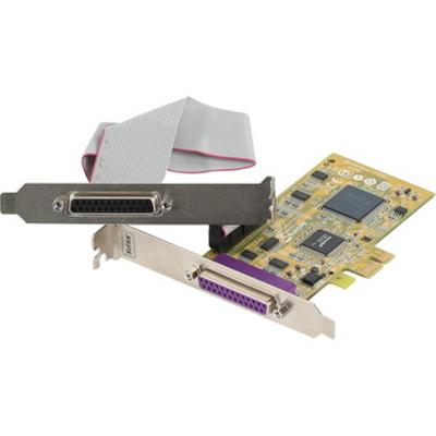NETmate PAR5418A 2포트 패러럴 PCI Express 카드(SUN)