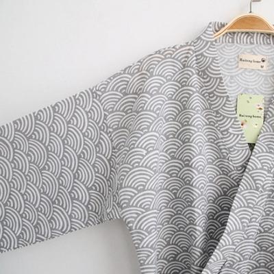 유카타 커플 잠옷